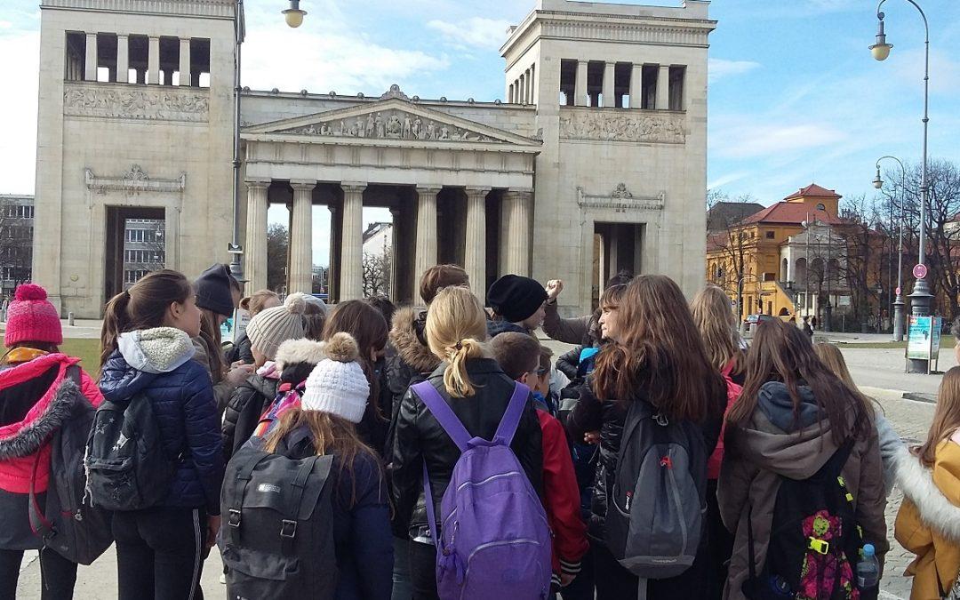 Ekskurzija v München
