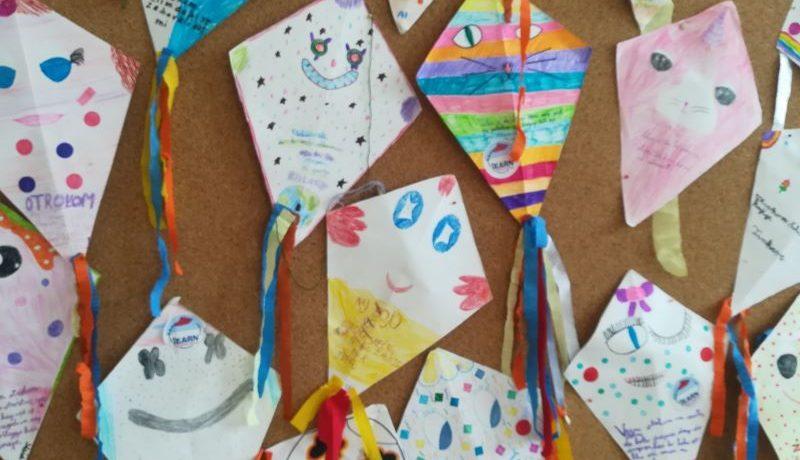 Talking kites around the world 2019